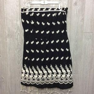 Torrid Pretty Strapless Dress Plus Size 20